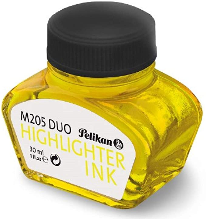 Pelikan M205 DUO Highlighter Yellow Ink