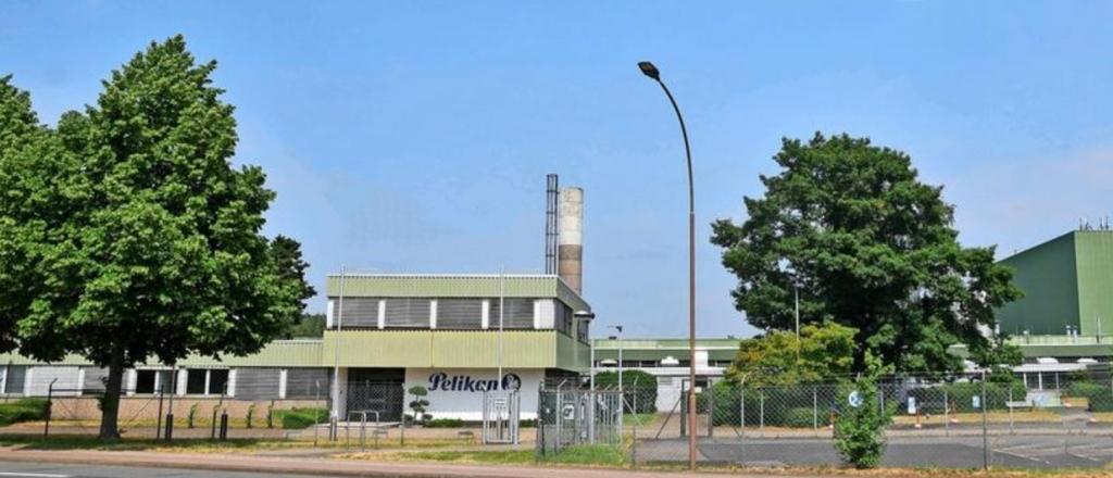 Pelikan's Peine-Vöhrum Factory