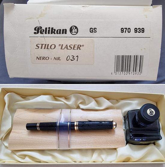 Pelikan M800 Stilo Laser